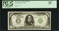 Small Size:Federal Reserve Notes, Fr. 2210-C $1,000 1928 Federal Reserve Note. PCGS Very Fine 25.. ...
