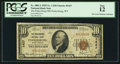 National Bank Notes:West Virginia, Parkersburg, WV - $10 1929 Ty. 1 The Parkersburg NB Ch. # 1427. ...