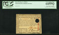 Colonial Notes:Massachusetts, Massachusetts May 5, 1780 $1 PCGS Very Choice New 64PPQ.. ...