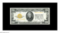 Small Size:Gold Certificates, Fr. 2402 $20 1928 Gold Certificate. Choice Crisp Uncirculated.. An attractive example very close to the gem grade....
