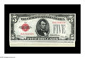 Small Size:Group Lots, $5 Legals Choice Crisp Uncirculated or Better Smorgasbord including 1928; 1928B; 1828C; 1928E; 1928F; 1953; 1953A; 1953B; 19... (Total: 12 notes)