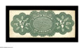 Fr. 62 Hessler UNL $5 1862 Legal Tender Back Proof New. Hessler does not list a back proof for this design, though a fac...