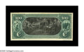 Large Size:Demand Notes, Fr. 452-63 Hessler UNL $100 National Bank Note Back Proof AboutNew. This is an item that has us baffled, as it may or may n...