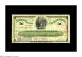 Large Size:Demand Notes, Fr. UNL 186_ United States Treasury Assistant Treasurer of the United States at New York Gold Coin Certificate. This is in t...