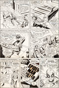 Original Comic Art:Panel Pages, Keith Pollard and Mike Esposito Amazing Spider-Man #191Story Page 14 Original Art (Marvel, 1979)....
