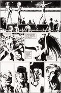 Original Comic Art:Panel Pages, Jill Thompson and Vince Locke Sandman #45 Page 21 OriginalArt (DC/Vertigo, 1993)....