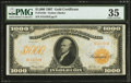 Large Size:Gold Certificates, Fr. 1219e $1,000 1907 Gold Certificate PMG Choice Very Fine 35.. ...