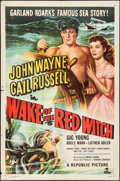 "Movie Posters:Adventure, Wake of the Red Witch (Republic, 1949). One Sheet (27"" X 41"").Adventure.. ..."