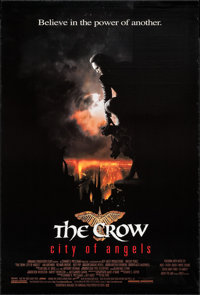 """The Crow: City of Angels (Miramax/Dimension, 1996). One Sheet (27"""" X 40""""). SS. Action"""