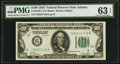 Fr. 2150-F $100 1928 Federal Reserve Note. PMG Choice Uncirculated 63 EPQ