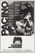 """Movie Posters:Action, Dog Day Afternoon (Warner Brothers, 1975). One Sheet (27"""" X 41"""").Review Style. Action.. ..."""