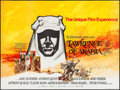 "Movie Posters:Academy Award Winners, Lawrence of Arabia (Columbia, R-1970). British Quad (30"" X 40"").Academy Award Winners.. ..."