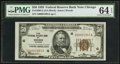 Small Size:Federal Reserve Bank Notes, Low Serial Number G00001983A Fr. 1880-G $50 1929 Federal Reserve Bank Note. PMG Choice Uncirculated 64 EPQ.. ...