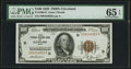 Fr. 1890-D $100 1929 Federal Reserve Bank Note. PMG Gem Uncirculated 65 EPQ
