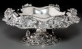 Silver Holloware, American:Bowls, A Black, Starr & Frost Silver Art Nouveau Centerpiece Compote,New York, circa 1890-1900. Marks: BLACK, STARR & FROST,(...