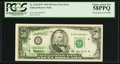 Error Notes:Offsets, Fr. 2125-D* $50 1993 Federal Reserve Note. PCGS Choice About New 58PPQ.. ...