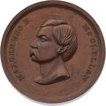 Political:Tokens & Medals, George B. McClellan: High Relief Medal....
