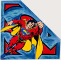 Animation Art:Limited Edition Cel, Superman Limited Edition Silkscreen Canvas Print #1/100(1995)...