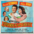 "Movie Posters:Comedy, Patrick the Great (Universal, 1944). Six Sheet (79"" X 80""). Comedy.. ..."