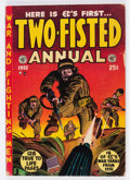 Golden Age (1938-1955):War, Two-Fisted Annual #1 (EC, 1952) Condition: VG-....