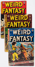Golden Age (1938-1955):Science Fiction, Weird Fantasy Group of 6 (EC, 1951-53).... (Total: 6 Comic Books)