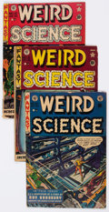 Golden Age (1938-1955):Science Fiction, Weird Science Group of 6 (EC, 1951-53) Condition: Average GD-....(Total: 6 Comic Books)