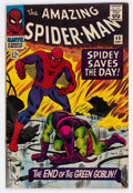 Silver Age (1956-1969):Superhero, The Amazing Spider-Man #40 (Marvel, 1966) Condition: FN-....
