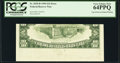 Error Notes:Inverted Reverses, Fr. 2029-B $10 1990 Federal Reserve Note. PCGS Very Choice New 64PPQ.. ...