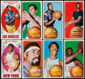 Basketball Cards:Lots, 1969 & 1970 Topps Basketball Collection (26)....