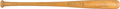 Baseball Collectibles:Bats, 1965-68 Mickey Mantle Pro Stock Bat, PSA/DNA Authentic....