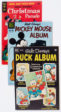 Golden Age (1938-1955):Funny Animal, Golden Age Walt Disney/Funny Animal Related Group of 28 (VariousPublishers, 1950s) Condition: Average VG.... (Total: 28 ComicBooks)