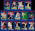 Baseball Cards:Autographs, St. Louis Cardinals Signed Card Collection (18)....