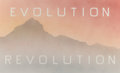 Post-War & Contemporary:Contemporary, Ed Ruscha (b. 1937). Evolution/Revolution, 2013. Acrylic on Museum Board paper. 24 x 36 inches (61 x 91.4 cm). Signed an...