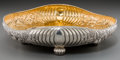Silver Holloware, American:Bowls, A Gorham Partial Gilt Silver Footed Bowl, Providence, Rhode Island,circa 1900. Marks: (lion-anchor-G), STERLING, 2775, ...