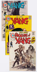 Bronze Age (1970-1979):Adventure, Yang/House of Yang Group of 14 (Charlton, 1973-75) Condition: Average VF.... (Total: 14 Comic Books)