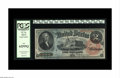 Large Size:Legal Tender Notes, Fr. 42 $2 1869 Legal Tender PCGS New 62PPQ. The original embossingcan be clearly seen through the holder on this attractive...