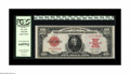 Large Size:Legal Tender Notes, Fr. 123 $10 1923 Legal Tender PCGS Very Choice New 64PPQ. This noteappears as though it would have earned a far higher grad...