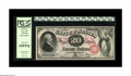 Large Size:Legal Tender Notes, Fr. 129 $20 1878 Legal Tender PCGS Gem New 65PPQ. A beautiful note,with eye appeal considerably beyond most technical Gems ...
