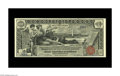 Large Size:Silver Certificates, Fr. 224 $1 1896 Silver Certificate Gem New. Two-digit Educational Aces are seldom seen on the market, and this serial number...