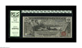 Large Size:Silver Certificates, Fr. 224 $1 1896 Silver Certificate PCGS Gem New 65PPQ. A highly rated $1 Ed that certainly appears to have earned all 65 of ...