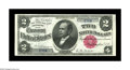 Large Size:Silver Certificates, Fr. 245 $2 1891 Silver Certificate Superb Gem New. A letter-perfect Windom with ideal centering of both sides, spectacular c...