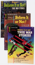 Silver Age (1956-1969):Horror, Ripley's Believe It Or Not Group of 63 (Gold Key, 1967-79)Condition: Average VF.... (Total: 63 Comic Books)