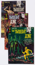 Silver Age (1956-1969):Horror, Twilight Zone Group of 34 (Dell, 1966-77) Condition: AverageFN/VF.... (Total: 34 Comic Books)