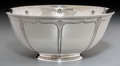 Silver & Vertu:Hollowware, An Arthur Stone Arts and Crafts-Style Berry in Calyx Silver Bowl, Gardner, Massachusetts, circa 1906-1937. Marks...