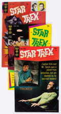 Silver Age (1956-1969):Science Fiction, Star Trek Group of 11 (Gold Key, 1969-75) Condition: Average FN.... (Total: 11 Comic Books)