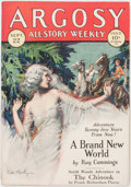 Pulps:Science Fiction, Argosy-All Story Weekly September 22, 1928 (Munsey) Condition:FN-....
