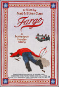 "Movie Posters:Crime, Fargo (Polygram, 1996). One Sheet (27"" X 41""). DS. Crime.. ..."