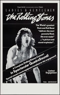 "Movie Posters:Rock and Roll, Ladies and Gentlemen: The Rolling Stones & Other Lot (DragonAire, 1973). One Sheets (2) (24.25"" X 38"" & 27"" X 41"") FlatFol... (Total: 2 Items)"