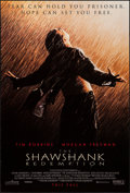 """Movie Posters:Drama, The Shawshank Redemption (Columbia, 1994). One Sheet (27"""" X 41""""). DS. Drama.. ..."""