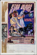 """Movie Posters:Science Fiction, Star Wars (20th Century Fox, 1977). One Sheet (27"""" X 41""""). Style D.Science Fiction.. ..."""